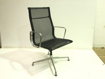 ICF Una High Back Meeting Chair