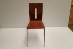 Beech Canteen-Style Chairs