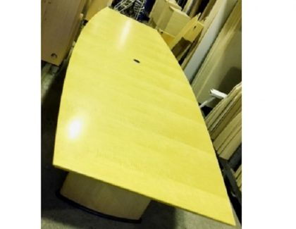 Sven Christiansen Maple Veneer Boardroom Table