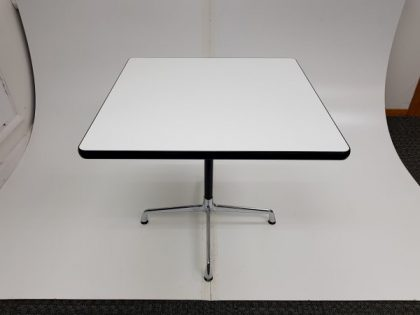 Vitra White Square Meeting Tables