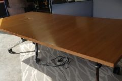 Wilkhahn Folding Meeting Tables