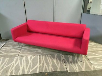 Connection Red Sofas