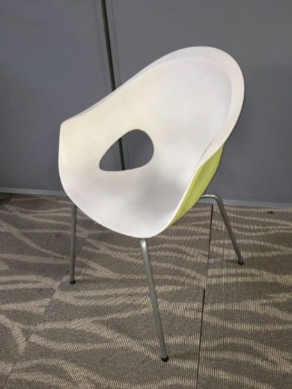 Connection Plastic Armchairs