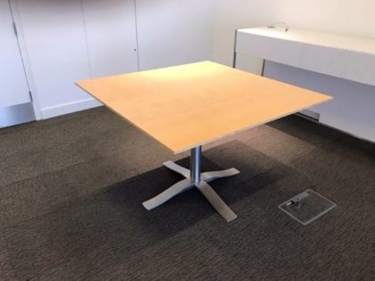 Luke Hughes Maple Meeting Table