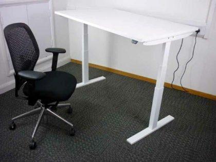Sit Stand Electric Height Adjustable Desks