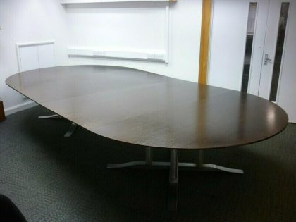 Luke Hughes Walnut Boardroom Table
