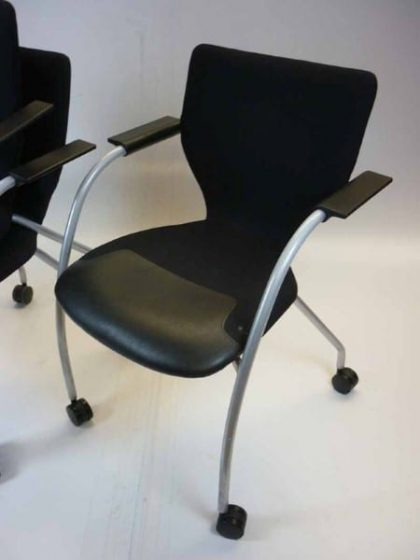 Orangebox X10 Mobile Meeting Chairs