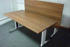 Walnut Flip Top table