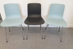 Vitra Hal Chairs