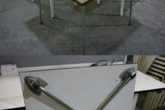 Used Kusch + Co Square Folding Tables