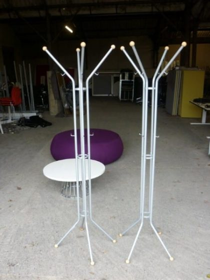 Metal Hat And Coat Stands