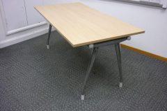 Used Herman Miller Maple Abak Desks