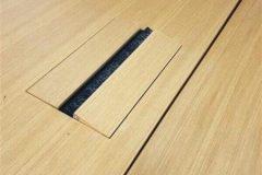 Natural Oak Flip Top Tables