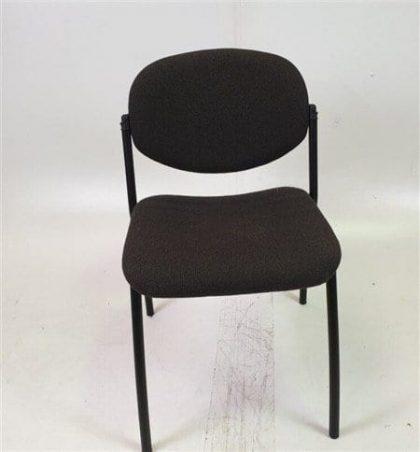 Dark Grey Meeting Chairs