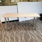 Used Sven Christiansen Maple Desks