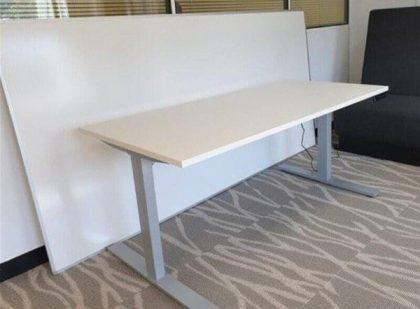 Electrically Height Adjustable Desks