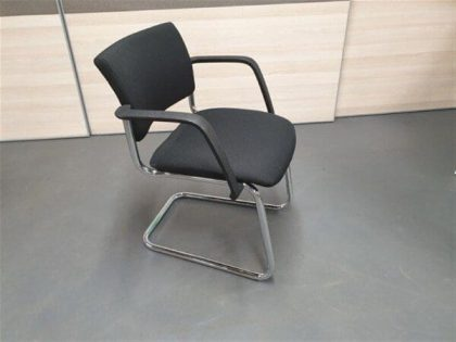 Pledge Arena Cantilever Meeting Chairs
