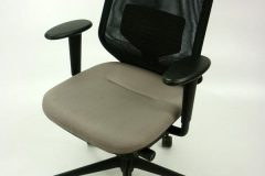 Vitra Medapal Mesh Operator Chairs Blue
