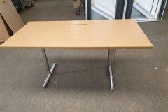 Beech Flip Top Tables