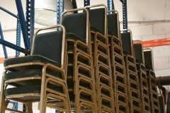 Green Banqueting Chairs
