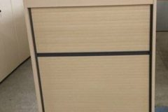 Maple Office Cabinets