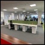 Green Office Installation