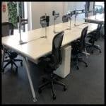 Office Installation Cream