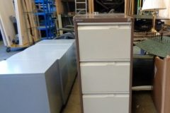 Bisley 3 Drawer Filing Cabinets
