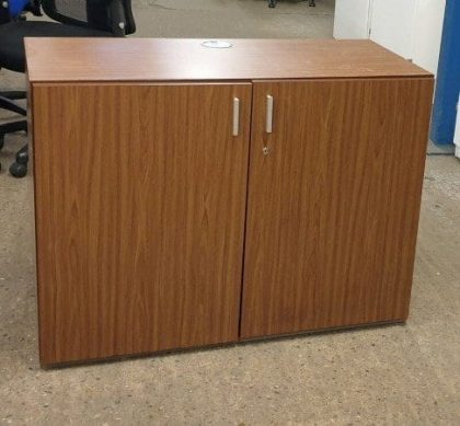 Walnut Server Cupboard