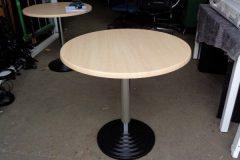 Maple Circular Tables