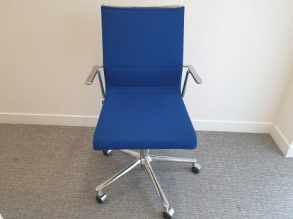 ICF Stick High Back Chairs