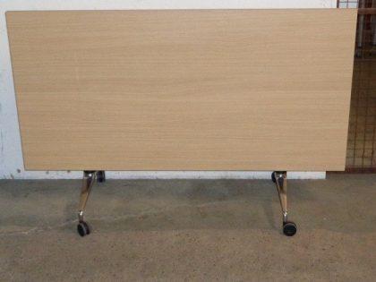 Light Oak Flip Top Tables
